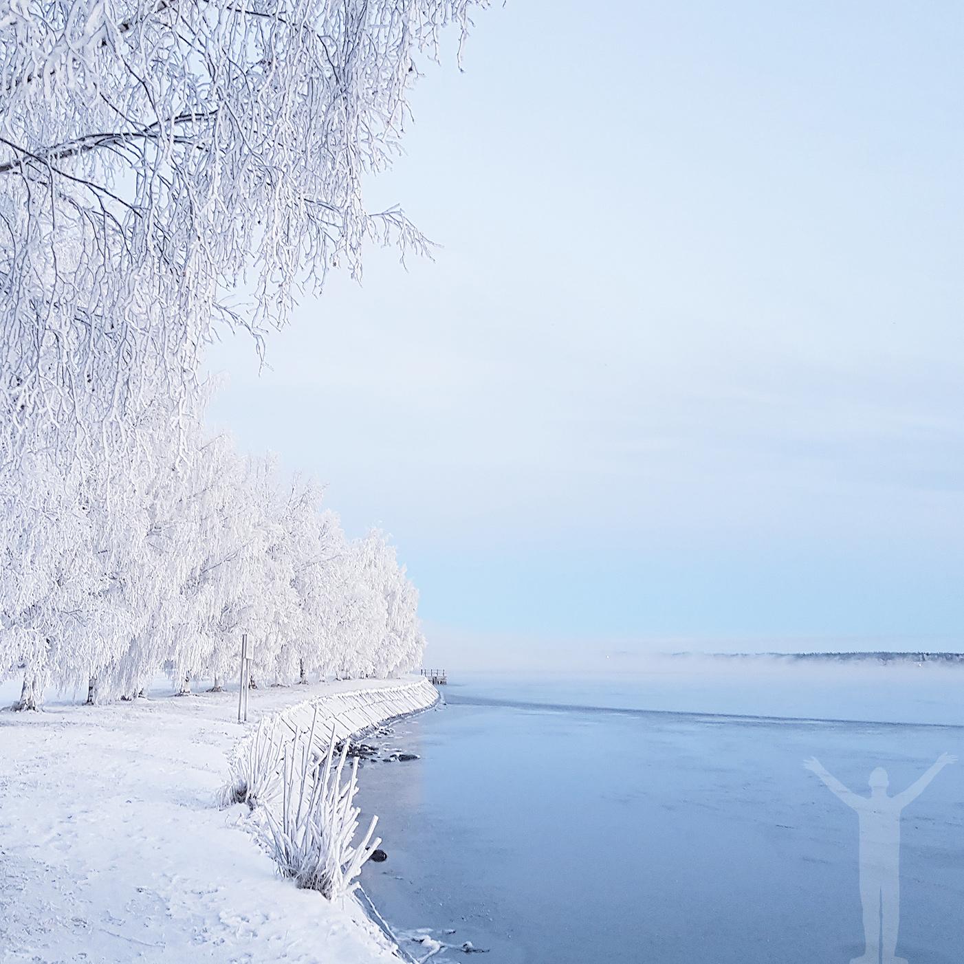 Jämtländsk vinterskrud i november