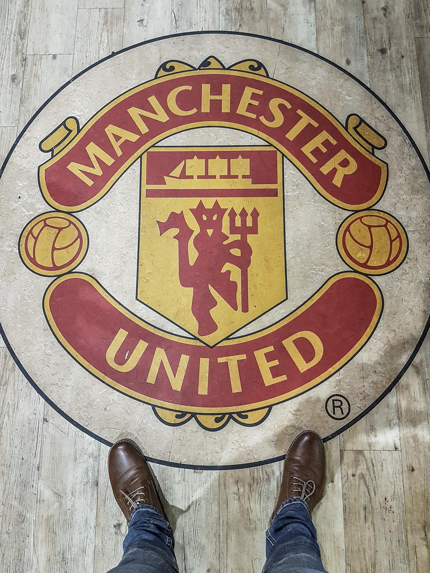 Att gå i Manchester Uniteds fotspår