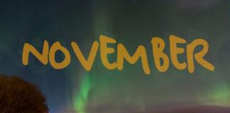 Månadssammanfattning november