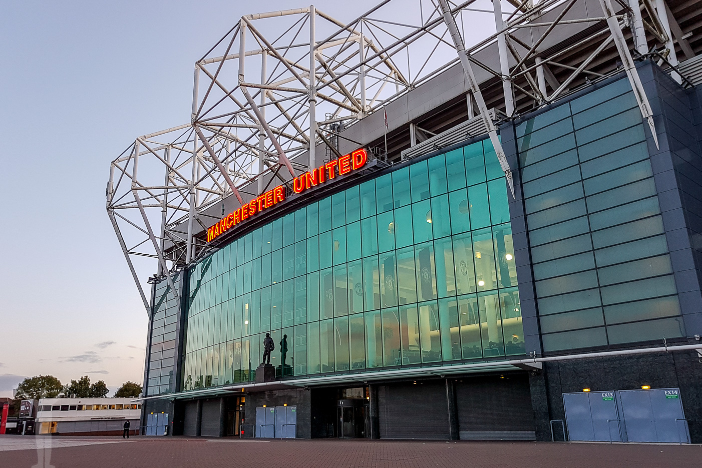 Manchester United och Old Trafford