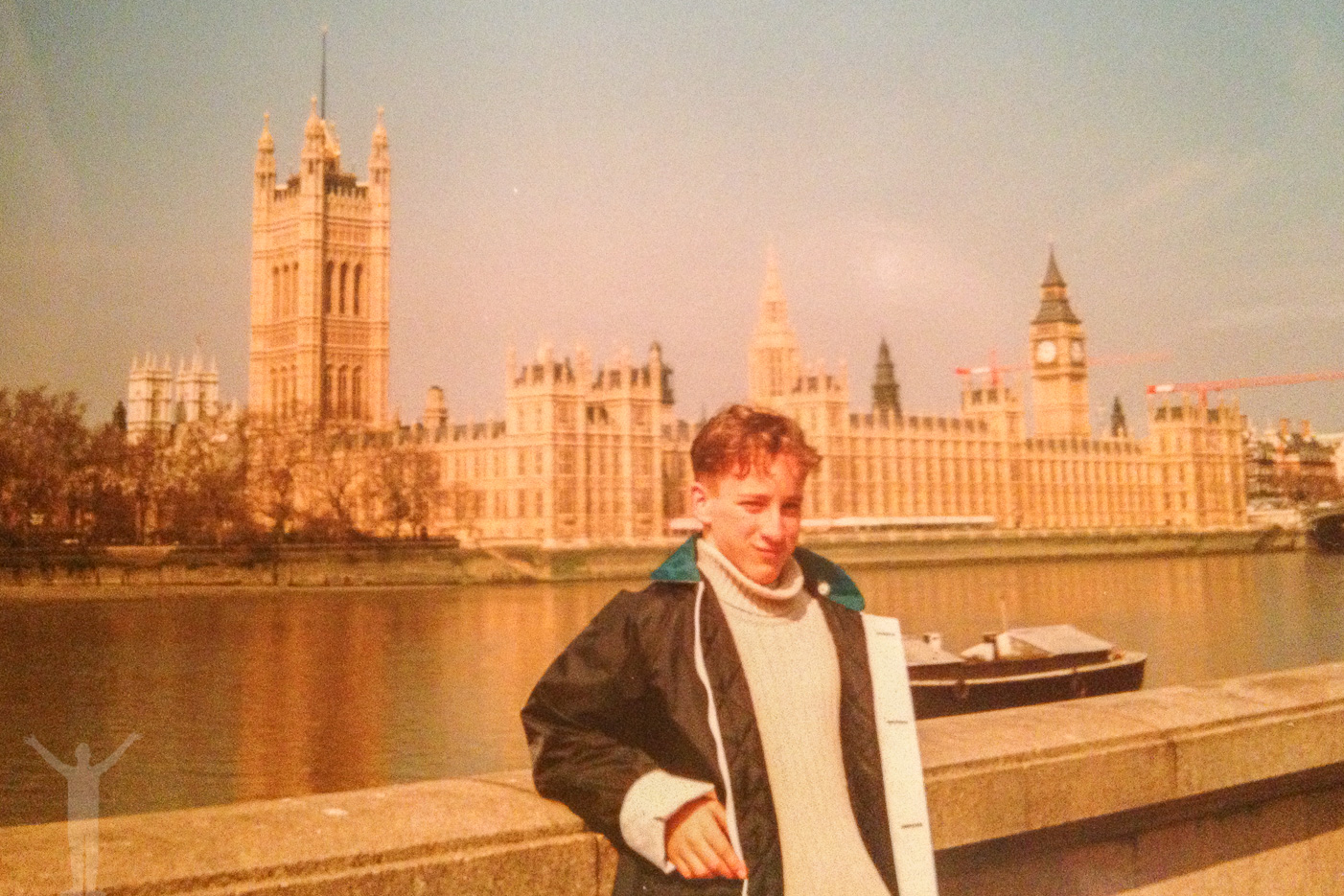 Dryden i London 1996