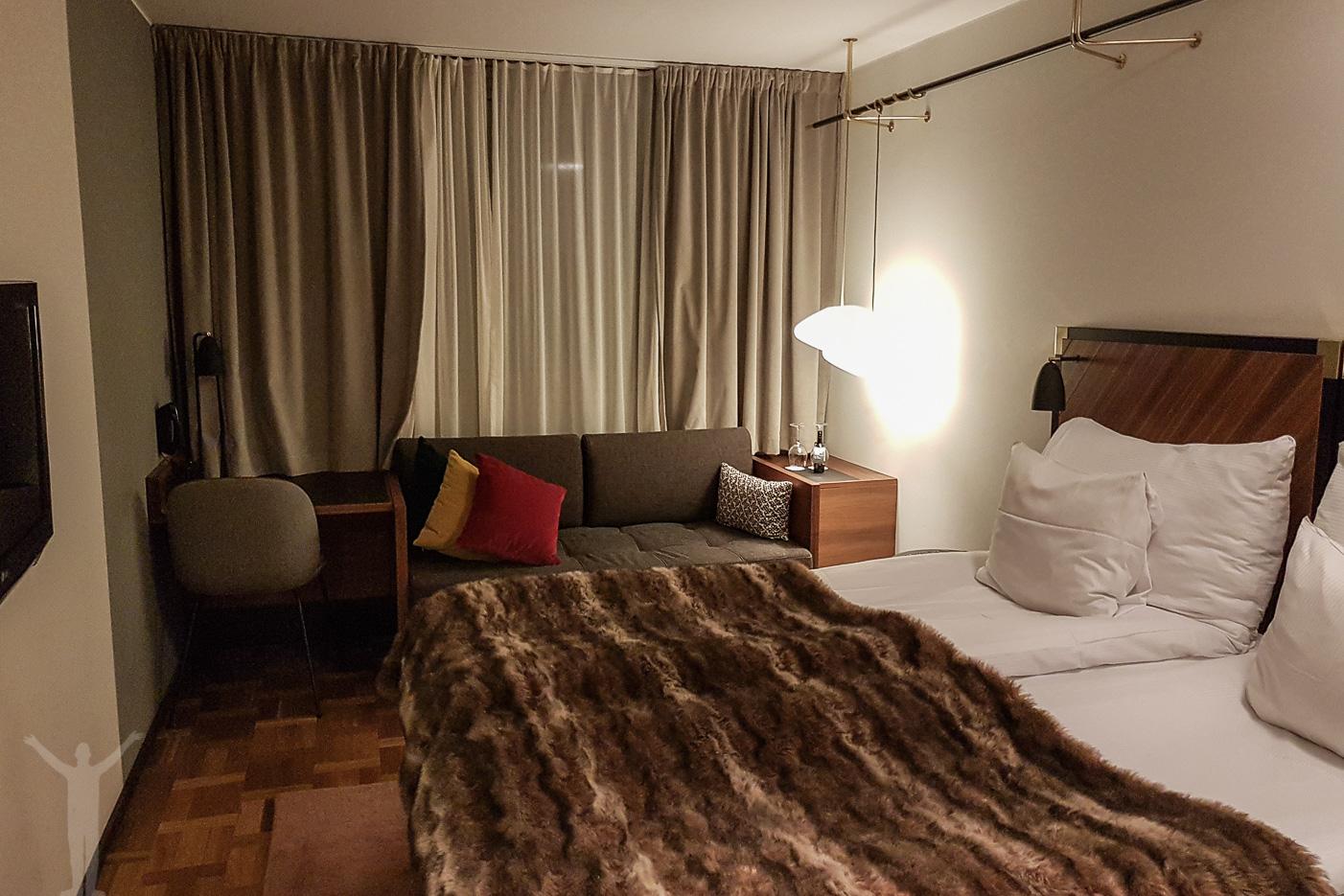 Hotell Amaranten, Kungsholmen