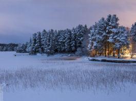 Midnatt i december-Jämtland