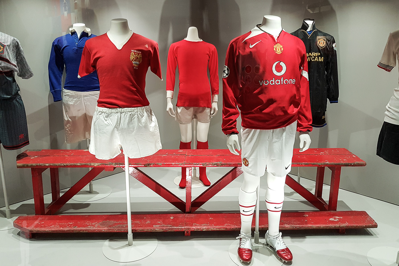 Manchester United - Stadium and museum tour
