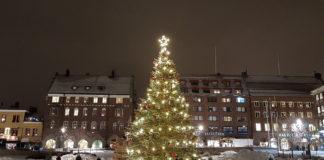Östersunds finaste julgran
