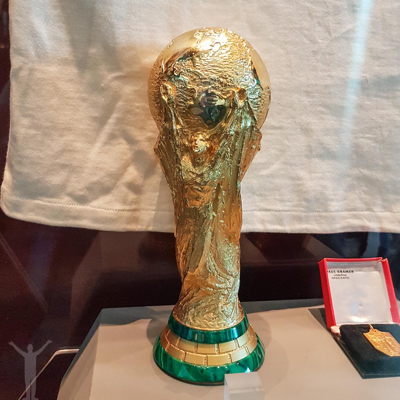 VM-trofén från 1974 och framåt