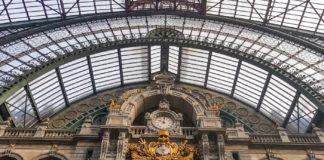 Världens vackraste tågstation?