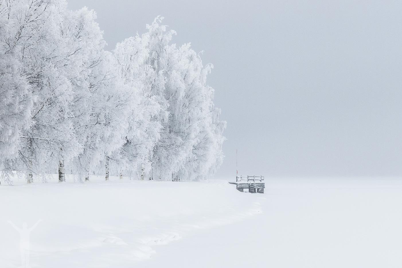 Ett vintrigt Frösön