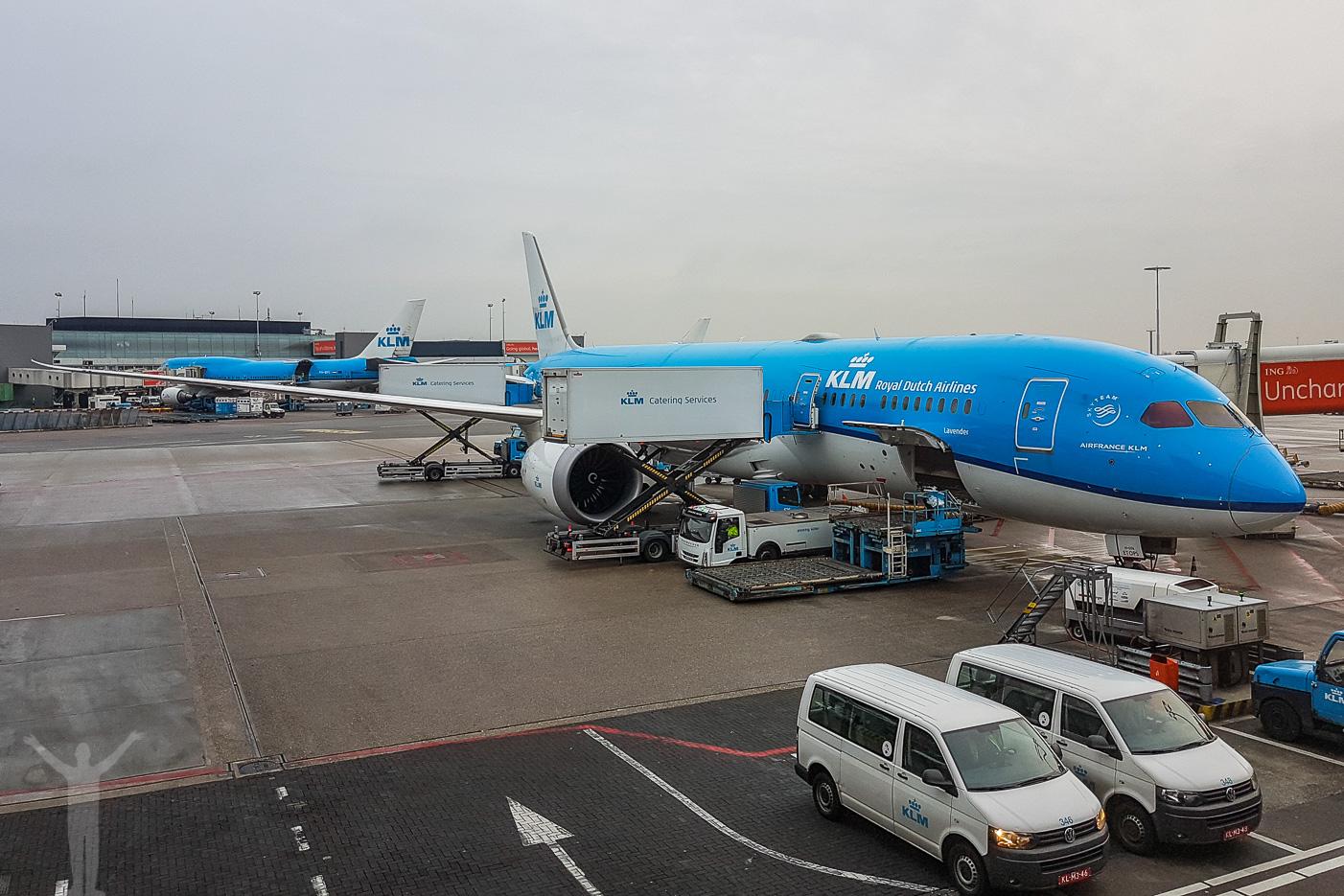KLM 787 Dreamliner - PH-BHI