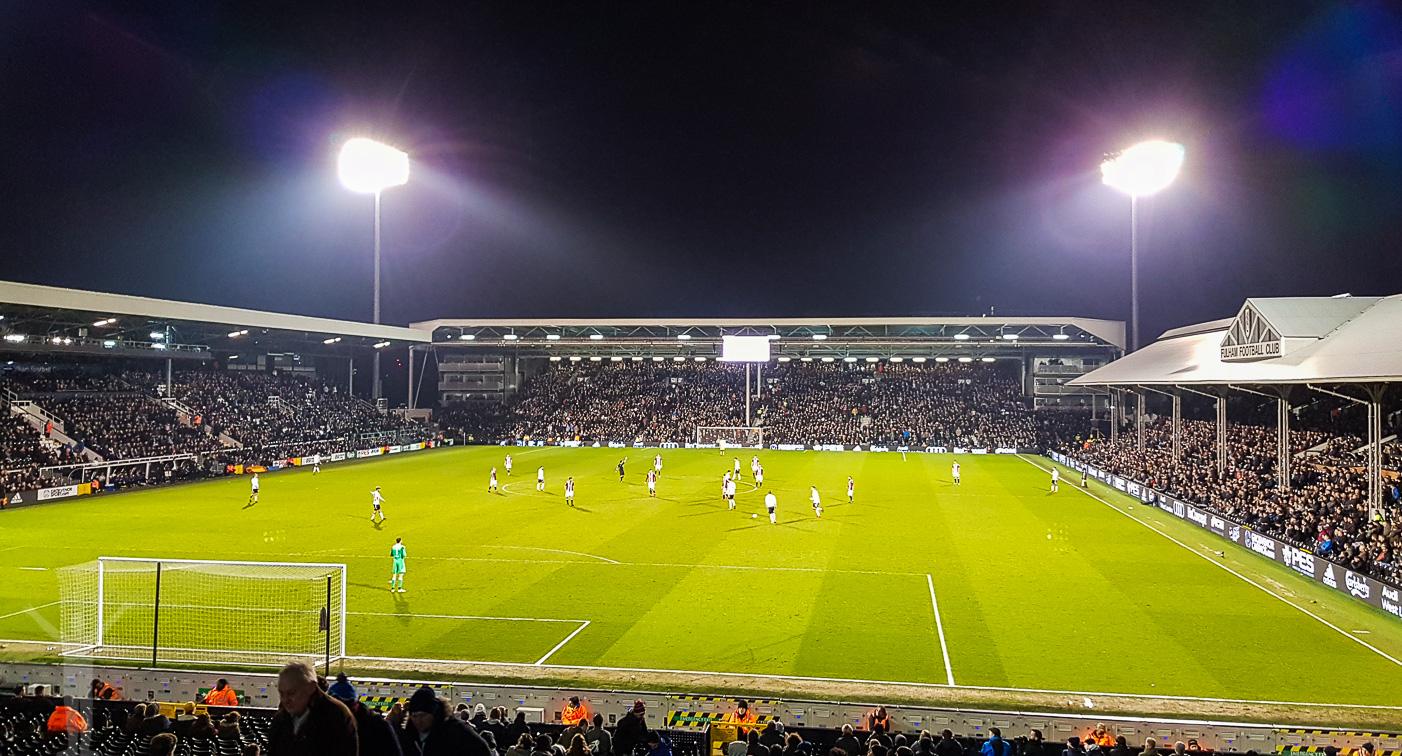 Match på Craven Cottage