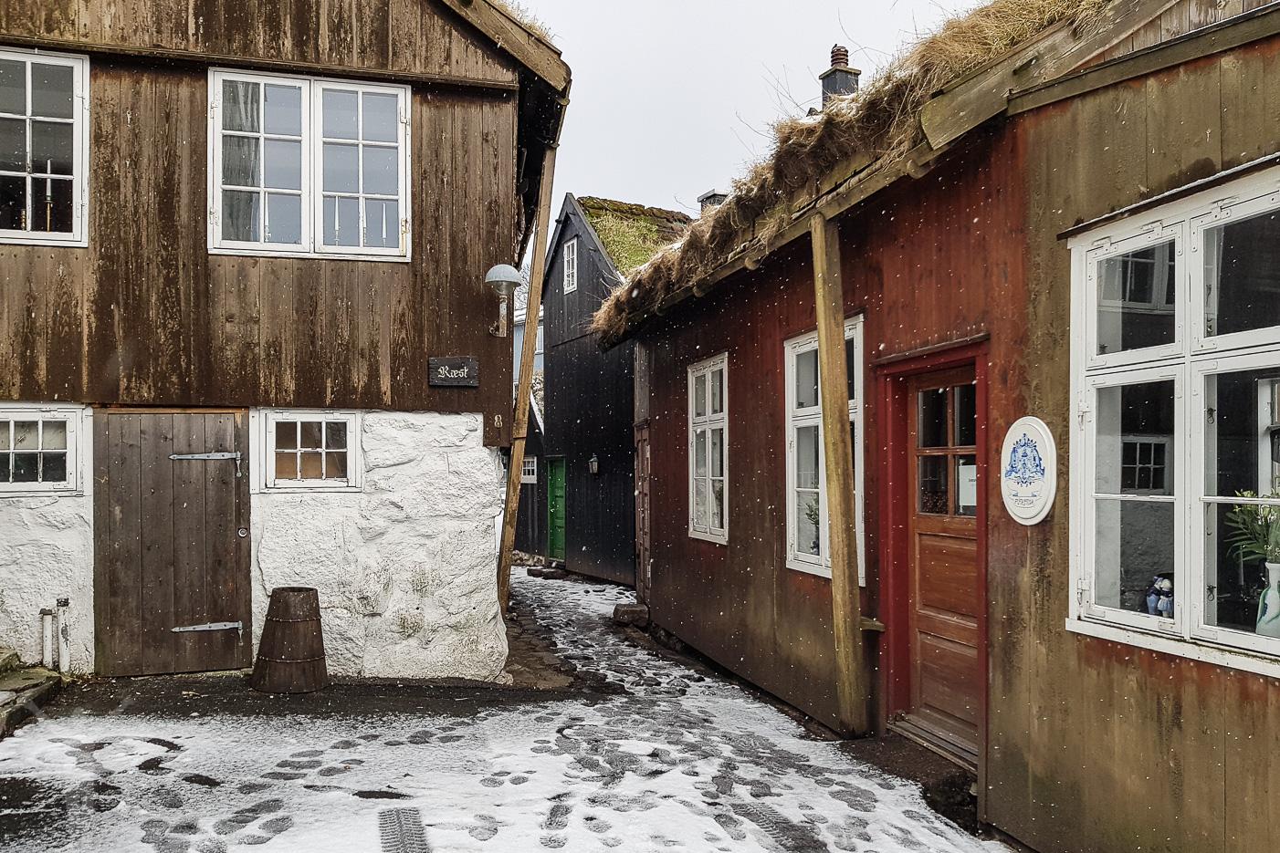 Torshavn, Färöarna