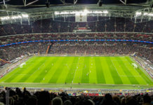 Champions League på Wembley