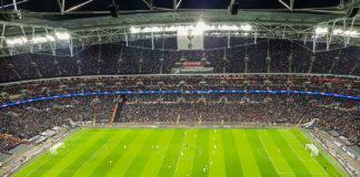 Champions League på Wembley