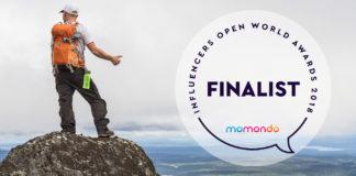 Finalist i Momondos tävling för resebloggare
