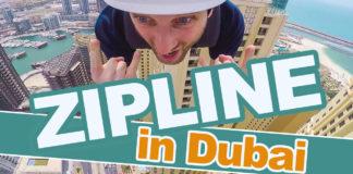 Zipline i Dubai
