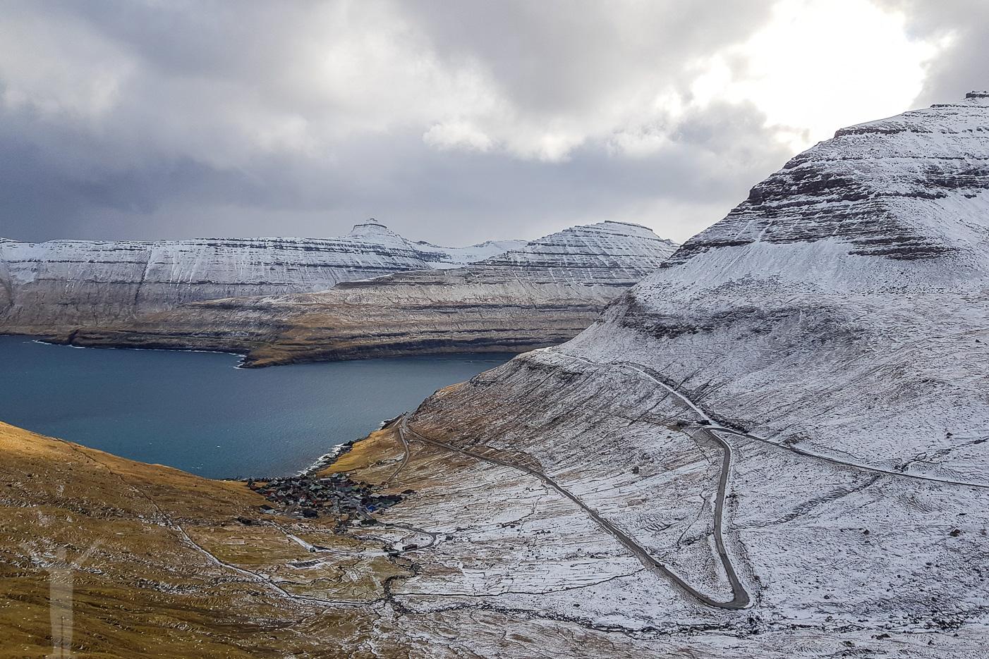 Funningur på Färöarna