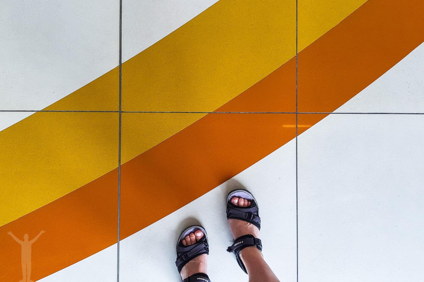Metro-golvet