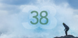 Dryden goes 38