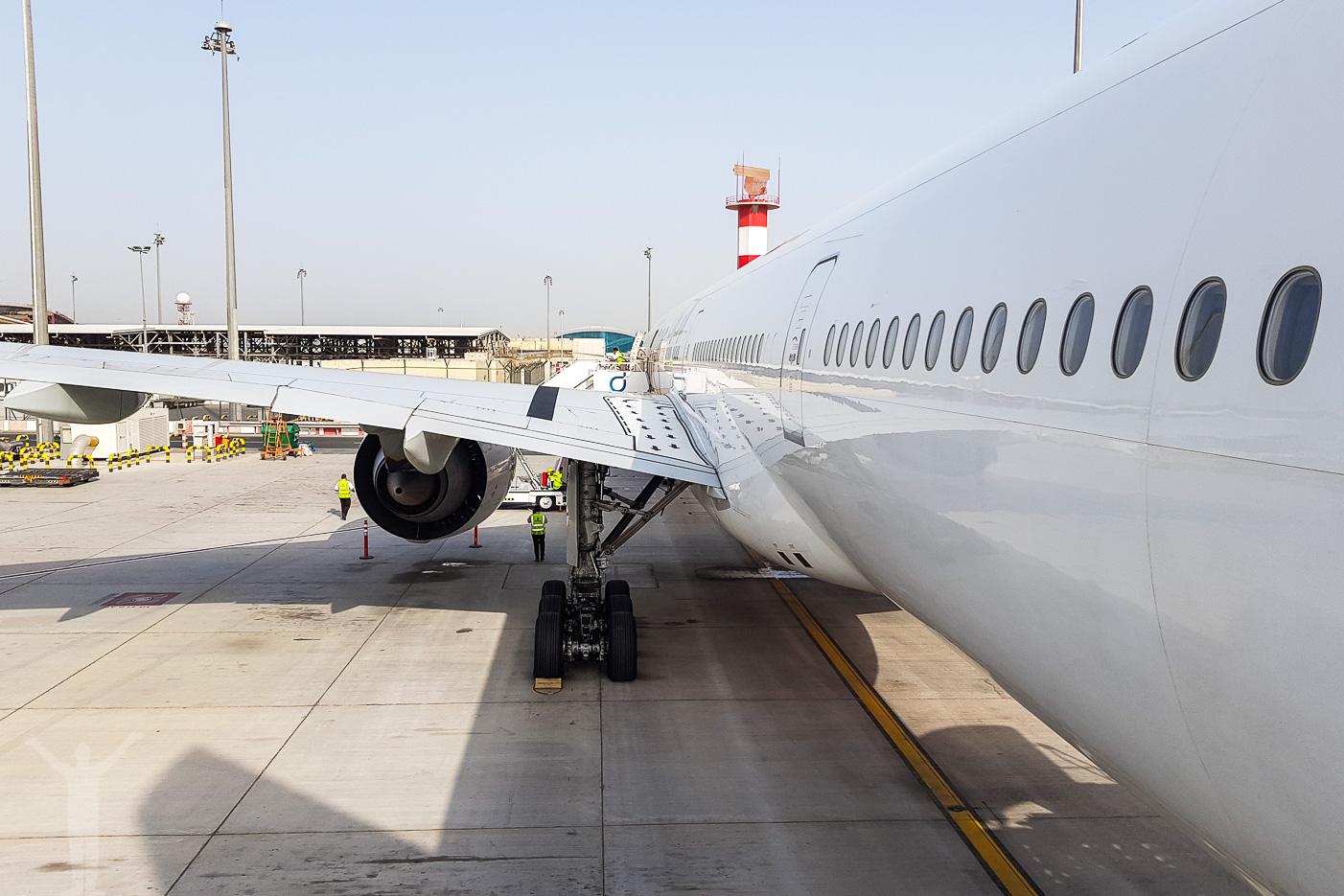 Emirates Boeing 777-31H
