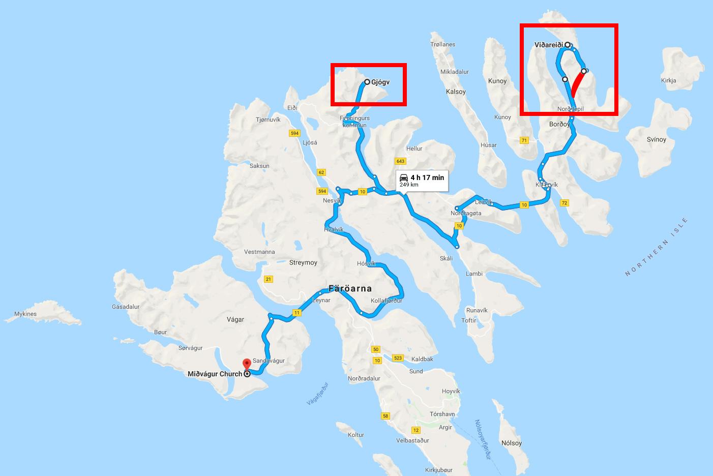 Färöarna - dag 3