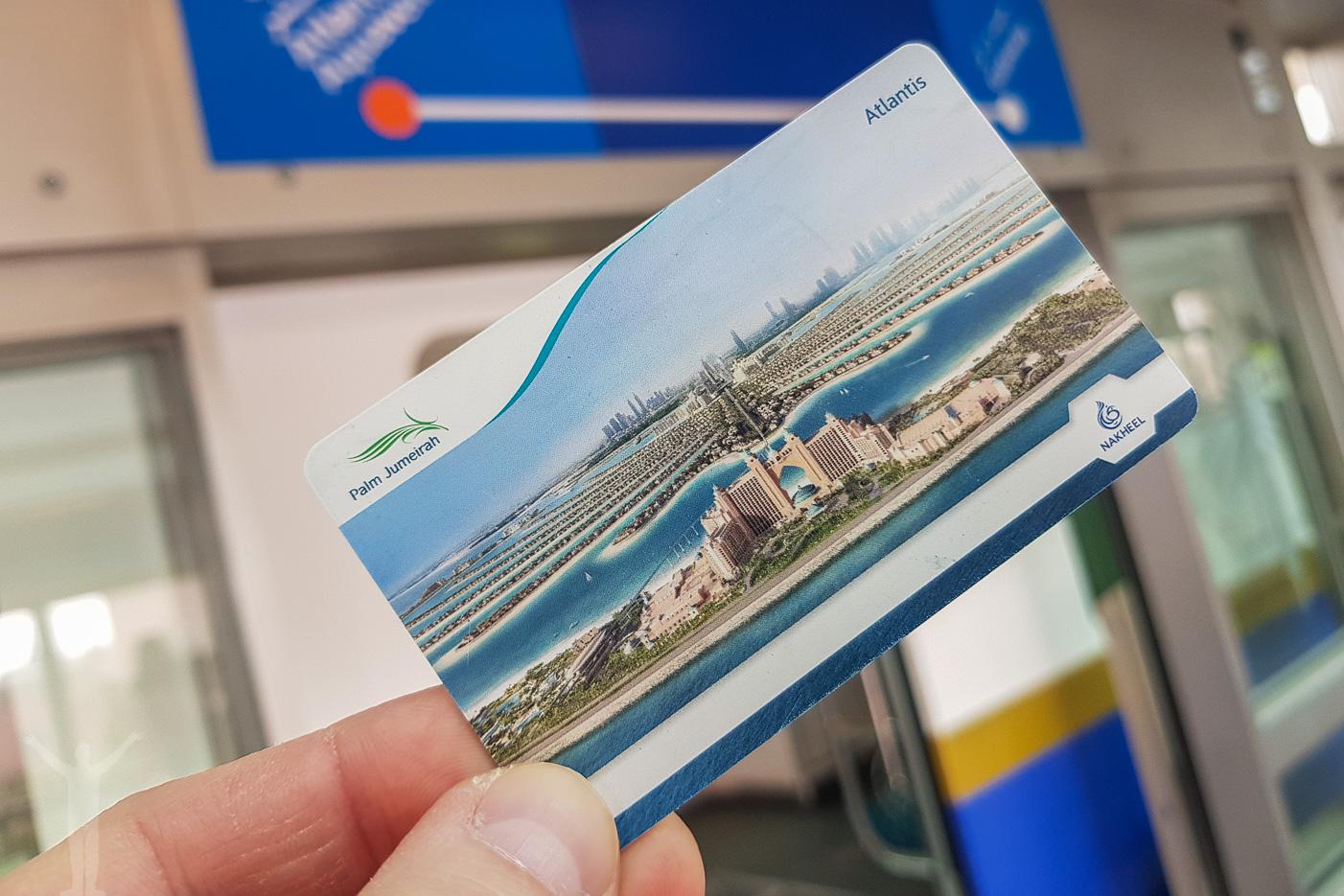 Monorail-kortet