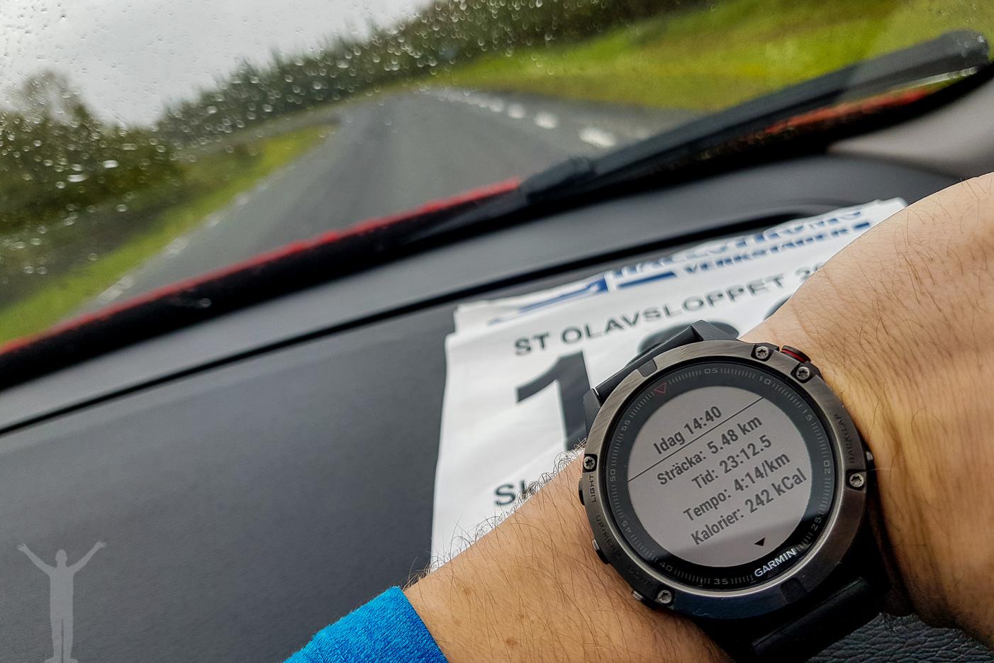 Ny fin 5-kilometerssträcka!