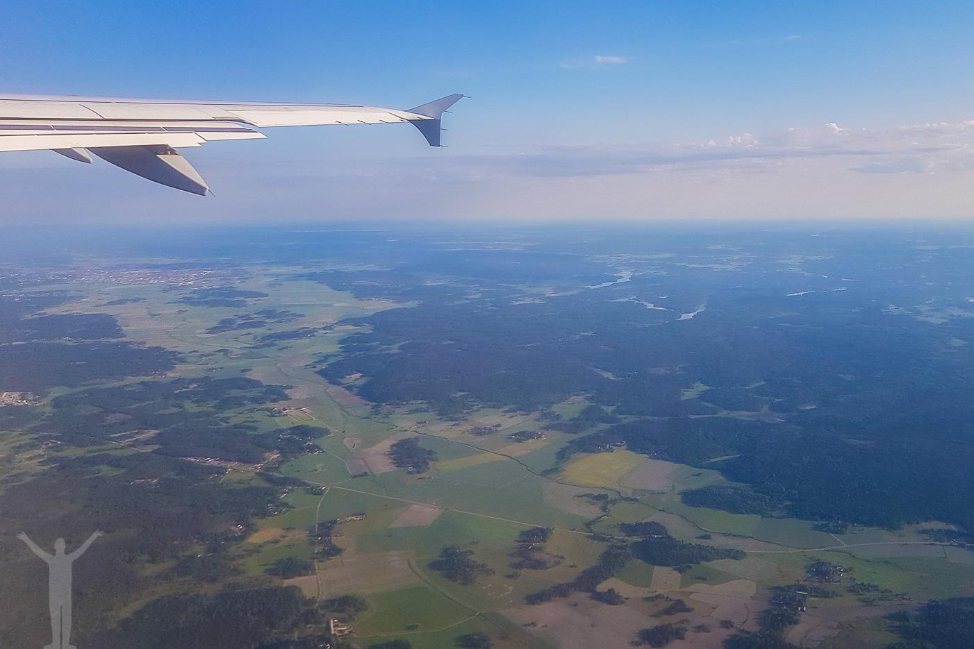 Lufthansa A320ceo ARN-MUC