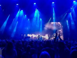 Bryan Adams live i Rogers Arena, Vancouver 2018