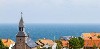 Gudhjem på Bornholm