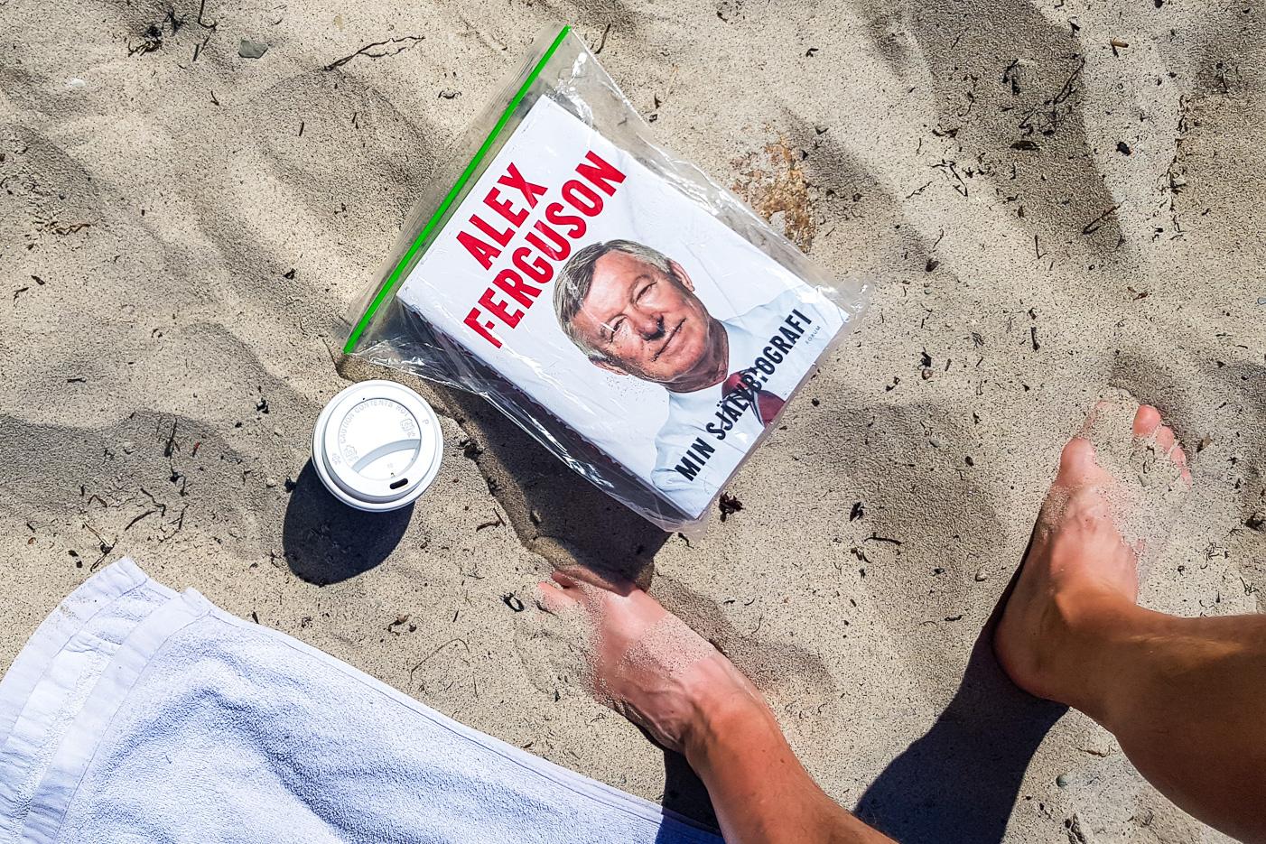 Strandlivet på Öland