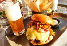 BRBC Burger på Barabicu