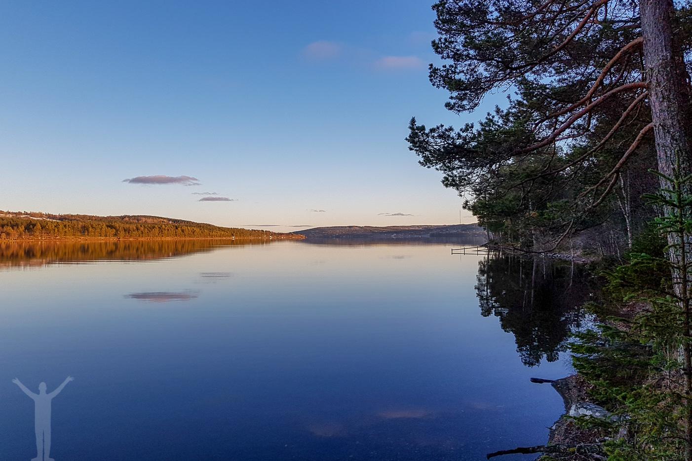 Bynäset utanför Östersund