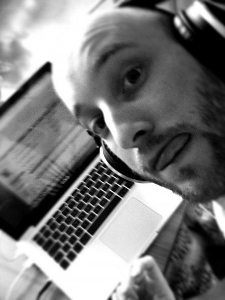 Dryden (t.h) anno 2009, med Mac i Trollhättan.