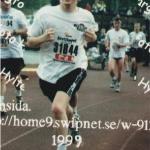 Dryden anno 1999, Göteborgsvarvet