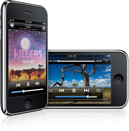iPhone & widesreen