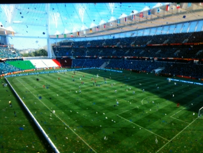FIFa Worldcup 2010 demo på PS3