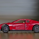 Min gamla Ferrari Testarossa
