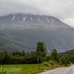 Gaustatoppen, från Rjukan