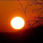 Falu sunset