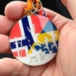 Medalj - check