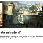 ComHem och Modern Warfare 2