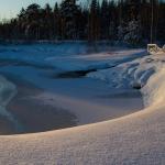 Snö och is