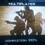 Modern Warfare 2 - 100% online