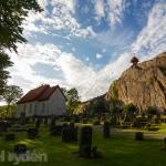 Svennebys gamla kyrka