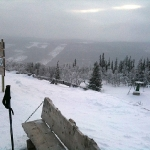 Toppen av Funäsdalen.