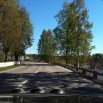 Åtorp, söder om Degerfors.