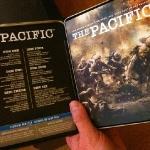 The Pacific på blu-ray
