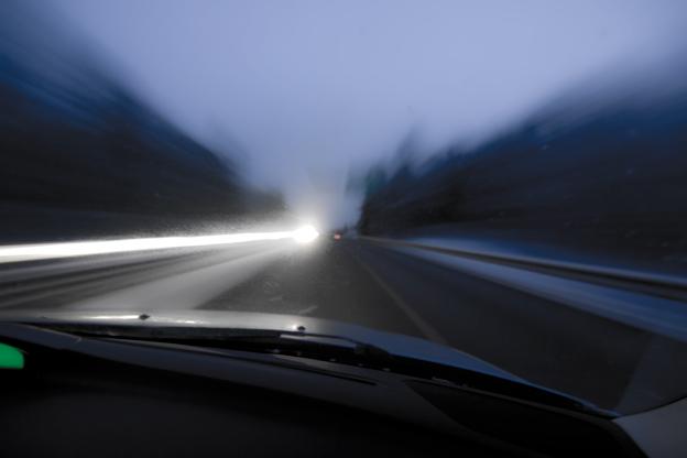 Highway to home. Foto: R.Rydén