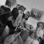 Tomtefar & barnen