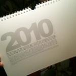 Världspremiär för kalendern 2010!